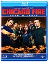 Chicago Fire - Seizoen 3 (blu-ray)