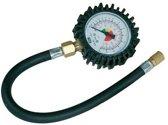 Bandenspanningsmeter 0 - 10 bar (0-100 psi)