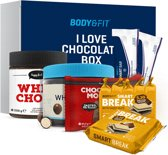 Body & Fit I Love Chocolate box - De lekkerste chocolade & cacao traktaties