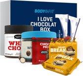 Body & Fit I Love Chocolate box - De lekkerste chocolade & cacao traktaties