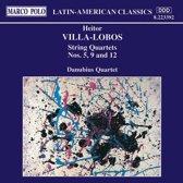 String Quartets Nos. 5, 9 & 12
