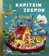 Boekomslag van 'Gouden Boekjes - Kapitein Zeepok'