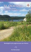 St. Olavspad : St. Olavspad Zweden : van Selånger naar Trondheim : wandelgids bij de pelgrimsroute naar Nidaros