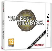 Tales Of The Abyss - 2DS + 3DS