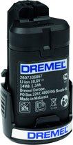 Dremel 875JA 10,8 V LI-Ion batterij -  10.8 V accu - Voor Dremel Multitool 8200 en Dremel Multimax