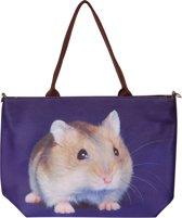 Handtas groot hamster-