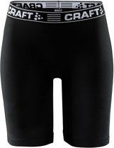 Craft Sportonderbroek - Maat S  - Vrouwen - zwart/wit