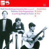 Bach; Brandenburg Nos. 2, 3, 5 & 6