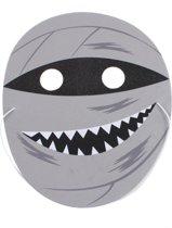 Lg-imports Masker Ninja Junior 19 Cm Grijs