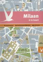 Dominicus stad-in-kaart - Milaan in kaart
