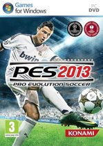 Pro Evolution Soccer 2013 - Windows