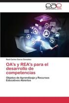 OA's y Rea's Para El Desarrollo de Competencias