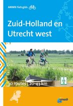 ANWB fietskaart 6 - Zuid-Holland en Utrecht West
