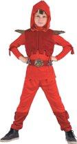 Keizerlijke ninja kostuum voor jongens - Verkleedkleding