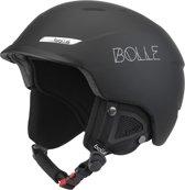 Bollé Helmet 31436 - Skihelm - Soft Black - Unisex Maat 58-61 CM