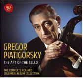 Gregor Piatigorsky - The Complete RCA And Columbia Album Collection