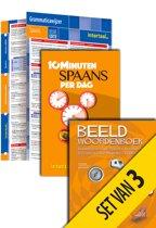 Spaans compact Pakket (3 titels)