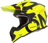 O'Neal Crosshelm 2 Series RL Slick Neon Yellow-L