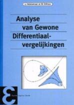 Epsilon uitgaven 33 - Analyse van gewone differentiaalvergelijkingen