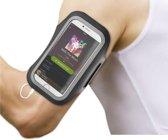 BeHello Universele Sportarmband Maat XL (oa iPhone X | iPhone 8 | iPhone 7 | iPhone 6) - Zwart