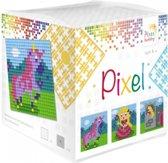 Pixel kubus princes