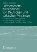 Partnerschaftszufriedenheit Von Deutschen Und T rkischen Migranten