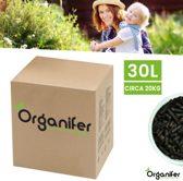 Organifer Vegan Plantaardige Mestkorrels 3in1 (20Kg)