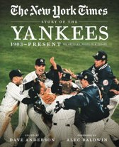 Omslag van 'New York Times Story of the Yankees'