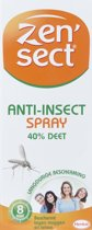 ZenSect Anti-Insect Spray 40% Deet