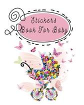 Stickers Book for Baby