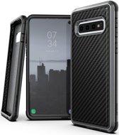 Other X-Doria Defense Lux for Samsung Galaxy S10 - Black Carbon Fiber