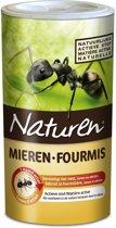 Mieren bestrijden in gazon, terras en binnenshuis