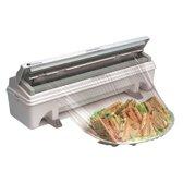 Voor aluminiumfolie, plasticfolie, bakpapier en bakfolie Wrapmaster WM4500