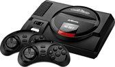 Afbeelding van AtGames SEGA Mega Drive Flashback HD Zwart