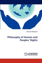 Philosophy of Human and Peoples' Rights