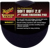 "Meguiars Soft Buff 2.0 7"" Foam Finishing Pad"