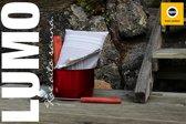 OPA - Opgietlepel - rood handvat
