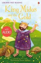 King Midas and the Gold: Usborne First Reading: Level One