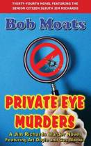 Private Eye Murders