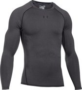 Under Armour COMPRESSION Sportshirt grey/black