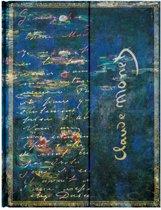 Monet - Water Lilies, Letter to morisot Journal