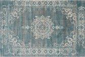 Vloerkleed Classic Grey/Blue - 80x150 cm