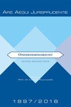 Ars Aequi Jurisprudentie - Ondernemingsrecht 1897-2018