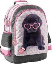 Studio Pets Puppy Glasses - Rugzak - 41  cm - Multi