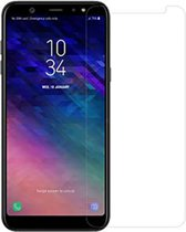 Samsung Galaxy A6 Plus (2018) Screenprotector Glas - 1x Tempered Glass Screen Protector - LuxeRoyal
