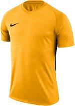 Nike Sportshirt - Maat XS  - Unisex - geel/zwart