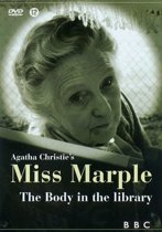Miss Marple - Body in the Library (dvd)
