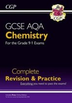 Grade 9-1 GCSE Chemistry AQA Complete Revision & Practice with Online Edition