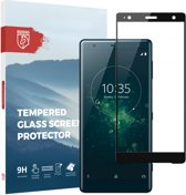 Rosso Sony Xperia XZ2 Compact 9H Tempered Glass Screen Protector