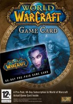 World Of Warcraft - Pre-Paid Card 60 Dagen - Windows + MAC
